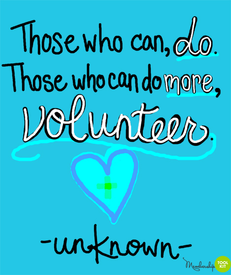 Volunteers - The Heart of the PTO